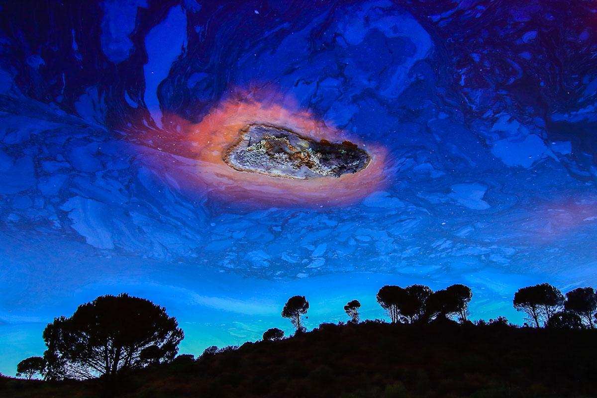 Gesamtsieger: Manuel Enrique Gonzáles Carmona (ES) »Meteorit«